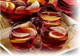vörösbor puncs